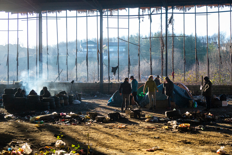 Beschreibung und Berichterstattung der Situation von Geflüchteten an den europäischen Außengrenzen.